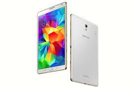 Samsung Galaxy Tab S 8,4 especificações e configurações