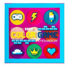 <b>Палетка теней</b> Beauty Bomb «<b>Eyeshadow</b> Color Game» | Магнит ...
