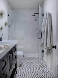 bathroom floors moer black