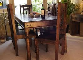 mango wood dining sets