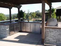 Prefab Outdoor Kitchen Island Optimizing An Outdoor Kitchen Layout Hgtv