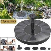 2019 New Summer <b>Mini Solar</b> Floating <b>Water Fountain</b> for Garden ...