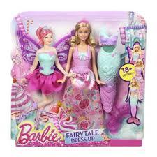 """Mattel <b>Набор</b> Barbie """"Сказочное превращение"""" <b>Fairytale</b> Dress Up ..."""
