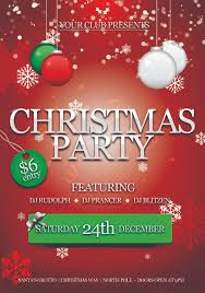 printable christmas party invitations templates demplates christmas dinner cocktail party invite