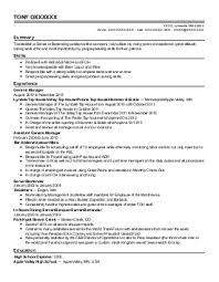 food and beverage resume examples  amp  samples   livecareertony o    restaurant management resume   lakeville  minnesota