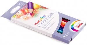 """<b>PENTEL Цветные карандаши</b> """"<b>Colour pencils</b>"""" купить в Москве ..."""