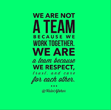 Teamwork Quotes on Pinterest | Team Building Quotes, Customer ... via Relatably.com