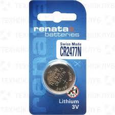 <b>Батарейка</b> литиевая <b>CR2477N</b> Renata — купить в интернет ...