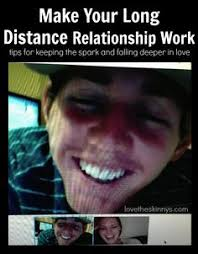 Long Distance Dating on Pinterest | Long Distance Relationships ... via Relatably.com