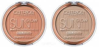 Купить Catrice, Бронзирующая пудра Sun Glow Matt Bronzing ...