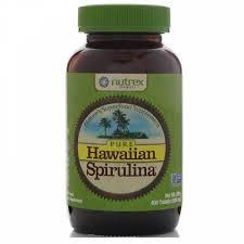 Nutrex Hawaii, <b>Pure Hawaiian Spirulina</b>, <b>500 мг</b>, 400 таблеток
