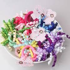 <b>M MISM 1</b> Pair Children Girls Lovely Candy Random Color Elastic ...
