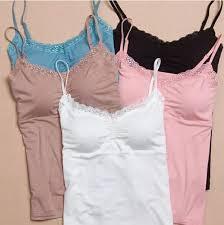 Women Soft Lace <b>Padded</b> Camisole Womens Bras Seamless Bra ...
