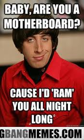 The 15 Nerdiest Pickup Lines by Howard Wolowitz - The Big Bang ... via Relatably.com