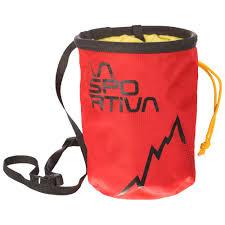 Купить <b>Мешочек для магнезии La</b> Sportiva Chalk Bag | Мешочки в ...