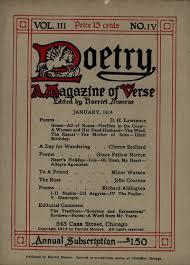 January 1914 | Poetry Magazine | Poetry Foundation
