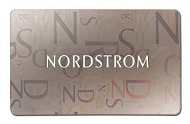 Nordstrom Gift Card $25: Gift Cards - Amazon.com