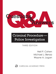 questions answers professional responsibility third edition questions answers criminal procedure police investigation third edition cover