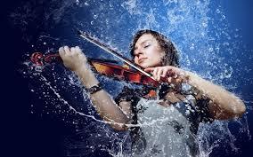 Resultado de imagen de fotos de violinistas
