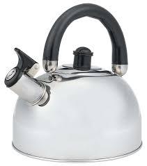 <b>Чайник Appetite</b> из нержавеющей стали со свистком, 2,<b>5 л</b> ...