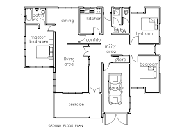Ransford Ghana House Plans   Free Online Image House Plans    Ghana Bedroom House Plans on ransford   house plans