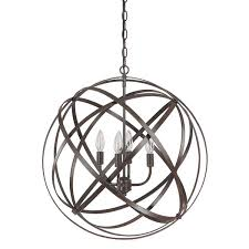 <b>Modern Globe Pendant</b> Lighting | AllModern