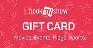 Amazon.com: BookMyShow Digital Voucher: Gift Cards