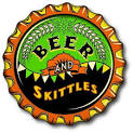 Images & Illustrations of beer and skittles