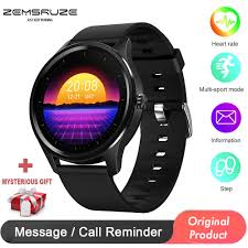 <b>DT55 smart watch</b> Fitness Tracker montre connectee homme femme ...