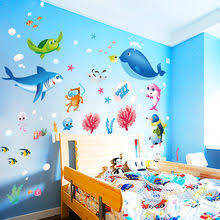 Compare Prices on Mural Fish- Online Shopping/Buy Low Price ...