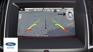 180 Camera with Split-View Display   <b>Ford</b> How-To   <b>Ford</b> - YouTube