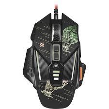<b>Проводная игровая мышь Defender</b> sTarx GM-390L оптика ...