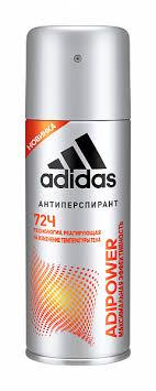 <b>Дезодорант</b> антиперспирант <b>Adidas Adipower спрей</b> мужской <b>150</b> ...