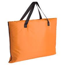 <b>Пляжная сумка-трансформер Camper Bag</b>, оранжевая (артикул ...