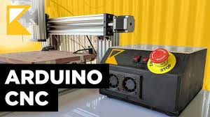 Build a <b>CNC</b> Controller with Arduino, <b>TB6600</b> and GRBL - YouTube