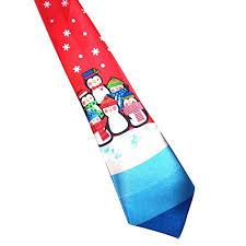 Boys Christmas Tie <b>Novelty Santa Claus</b> P- Buy Online in Sint ...