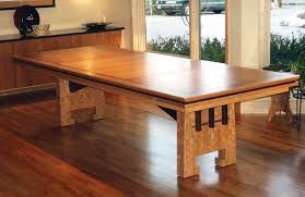 dining table trestle wood cozy brown wood trestle dining table and buffet