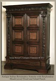 the french armoire antique furniture armoire