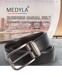 Best Deal #27a3 - Medyla Cowhide Reversible <b>Belts Men</b> Pin ...