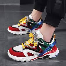<b>New Men</b> Shoes Vulcanized Shoes Casual Sneakers <b>Men Platform</b> ...