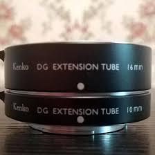 <b>Макрокольца Kenko DG</b> Extension Tube для Micro 4/3 – купить в ...