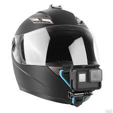 <b>Крепление</b> экшнкамеры на <b>подбородок шлема</b>   Совместимость ...