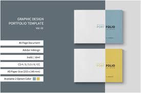 bushwick portfolio resume templates on creative market graphic design portfolio template