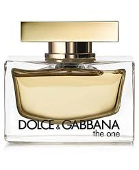 Dolce & Gabbana <b>DOLCE&GABBANA The One</b> Eau de Parfum, 2.5 ...