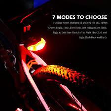 Abcty 2019 Version USB Rechargeable <b>Bike Headlight</b> Set Powerful ...