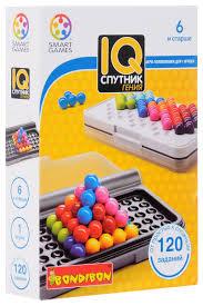 <b>Bondibon Настольная игра</b> IQ-Спутник Гения — купить в ...