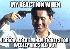 My Reaction When - Headshot meme on Memegen via Relatably.com