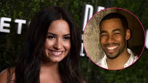 Demi Lovato On Date With Bachelorette Star Mike Johnson