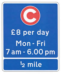 「Congestion charge」の画像検索結果