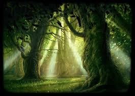 <b>Лесные духи</b> » Боги Славян